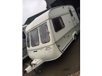 Lovely clean 2 berth swift caravan