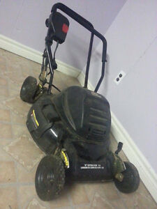 JOB MATE ELECTRIC LAWN MOWER