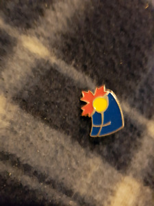 World youth day 2002 pin