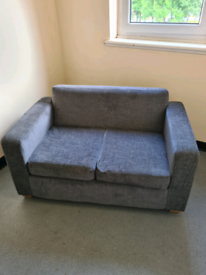 Two seater couches x2