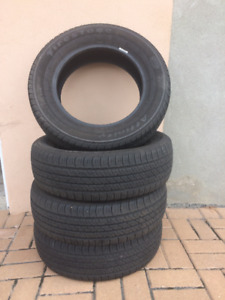 4 Tires for sale.