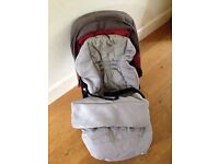 Mamas and papas urbo push chair - seat only