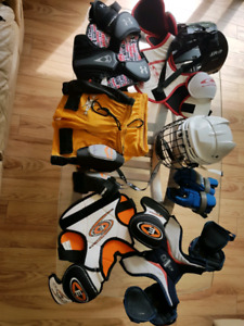 Youth Lacrosse equipment