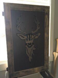 Deer cabinet