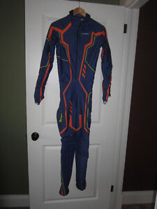 Speed Skating Skin (one piece)  Codiac Cyclones