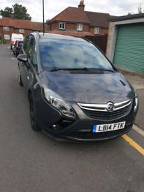 2014 Vauxhall Zafira Tourer 2.0 CDTi 16v SRi 5dr MPV Diesel Automatic