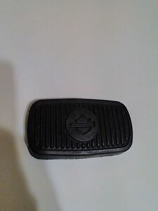 HD ROAD KING BRAKE PEDAL COVER KIT RUBBER Windsor Region Ontario image 1