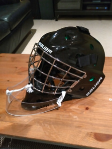 Bauer NME4 Junior goalie helmet mask