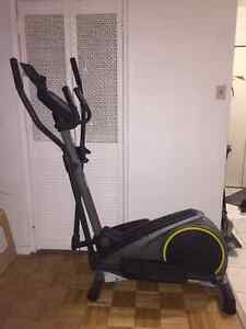 Elliptical exercise machine - like new - $150