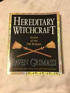 Hereditary Witchcraft – Secrets if the Old Religion