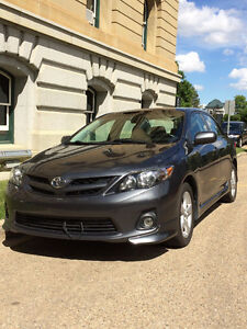 2011 Toyota Corolla Sport - Exceptional Condition - Low Mileage
