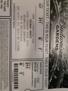 Thomas Rhett Tickets