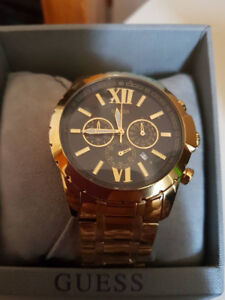 Montre GUESS Homme OR