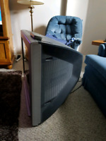 Need help moving 1 very heavy tv up 7 steps