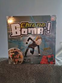 Chrono Bomb Game (Brand New)