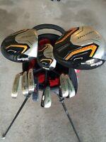 Wilson Prostaff Teen Golf Set-Left