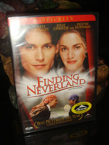 DVD-FINDING NEVERLAND/VOYAGE AU PAYS IMAGINAIRE-FILM/MOVIE