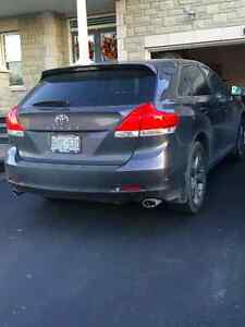 2010 Toyota Venza, Fully-loaded
