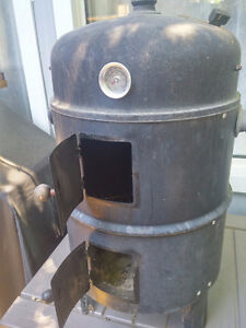SMOKER - USED ONCE - REDUCED FOR QUICK SALE