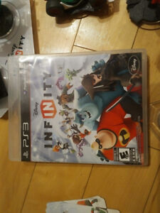 Disney Infinity Games for PS3