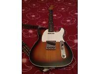 Fender 62 Reissue Bound Edge Telecaster Made In Japan, Swap/Trade