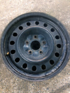"4 Rims 17 "". Bolt patter 5x127."