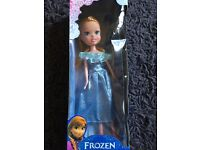 NEW in a box toddler Elsa dolly