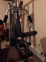 Gold's Gym XR45 Home Weight Lifting Unit