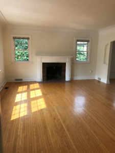 Central St. Catharines -3 bedroom house for rent July 1