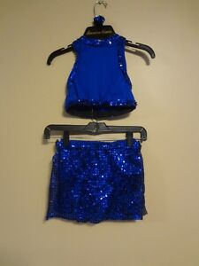 THREE PIECE ROYAL BLUE JAZZ OUTFIT