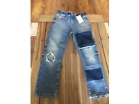 Girls next jeans age 7 NEW