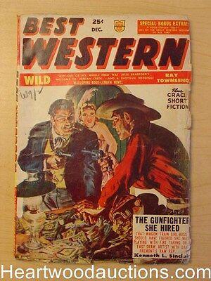 Best Western  December 1954