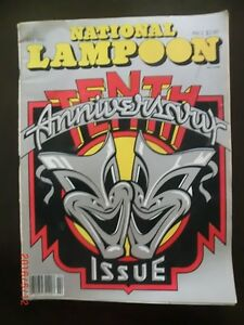 NATIONAL LAMPOON VINTAGE