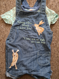 Baby outfit 12months