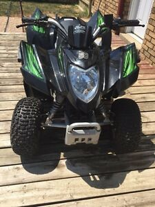 Arctic cat dvx 50