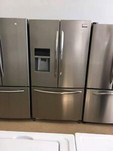 ECONOPLUS OTTAWA SPECIAL STAINLESS FRIGIDAIRE GALLERY FRIDGE TX INCL