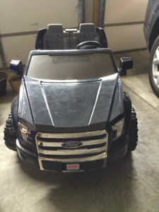 Kids battery operated Ford F150