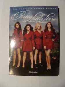 DVD Les Menteuses saison 4