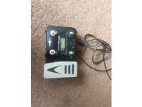 Gear4music guitar effects pedal