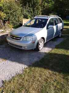 2007 chevy optra wagon