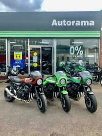 KAWASAKI Z900RS CAFE IN STOCK