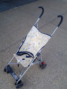 Baby Trolley with Tray and cup holder