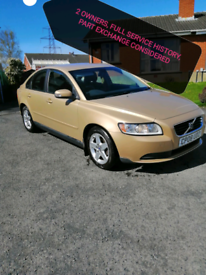 LOW MILEAGE VOLVO S40 FULL HISTORY P/X CONSIDERED