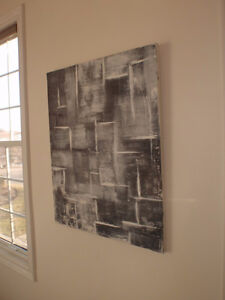 """Original Abstract Painting 30"""" x 20"""""""