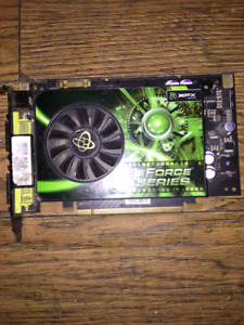 GEFORCE 9 SERIES GRAPHIC CARD FOR SALE
