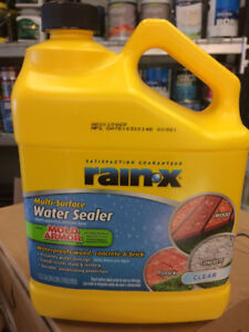WATERPROOFER / SEALER FOR CONCRETE / WOOD/ BRICK ETC