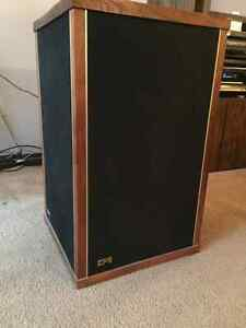 Vintage EPI MODEL 250, SERIES 3 floor standing speakers EPICURE