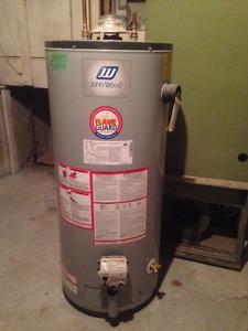 40 US Gallon Hot Water Tank 2013
