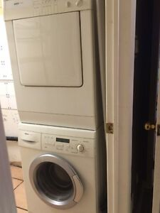 Bosch Axxis Washer and dryer