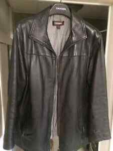Men's leather jacket and coats London Ontario image 6